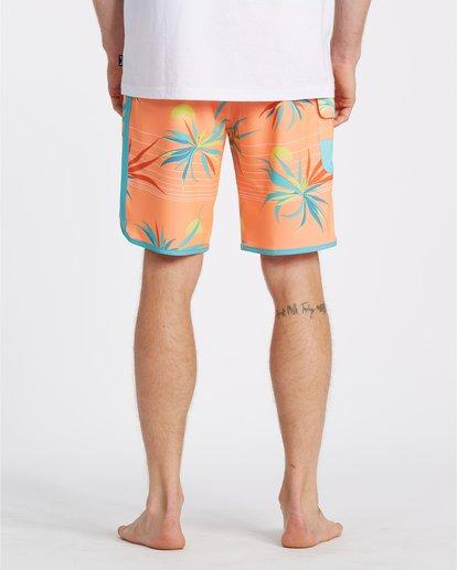 """9 Sundays Laybacks 16"""" - Bañador de surf de pantalón para Hombre Multicolor S1LB04BIP0 Billabong"""