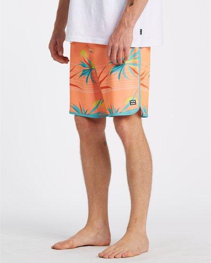 """10 Sundays Laybacks 16"""" - Bañador de surf de pantalón para Hombre Multicolor S1LB04BIP0 Billabong"""