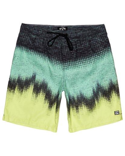 "2 Resistance Laybacks 19"" - Board Shorts for Men Yellow S1LB08BIP0 Billabong"