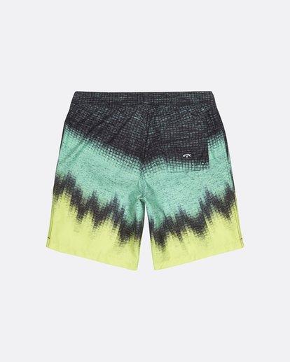 "1 Resistance Laybacks 19"" - Board Shorts for Men Yellow S1LB08BIP0 Billabong"