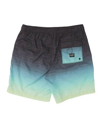 "1 All Day Faded Laybacks 16"" - Board Shorts for Men Yellow S1LB09BIP0 Billabong"