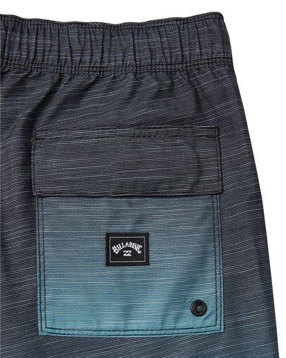 "6 All Day Faded Laybacks 16"" - Board Shorts for Men Yellow S1LB09BIP0 Billabong"