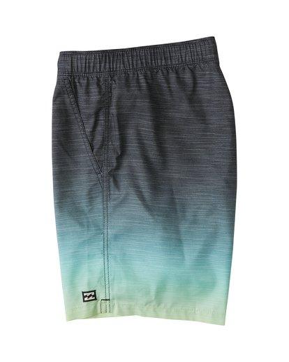 "2 All Day Faded Laybacks 16"" - Board Shorts for Men Yellow S1LB09BIP0 Billabong"