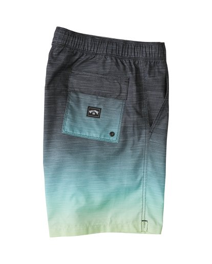 "3 All Day Faded Laybacks 16"" - Board Shorts for Men Yellow S1LB09BIP0 Billabong"