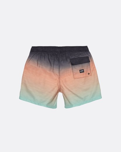 "1 All Day Faded Laybacks 16"" - Bañador de surf de pantalón para Hombre Verde S1LB09BIP0 Billabong"