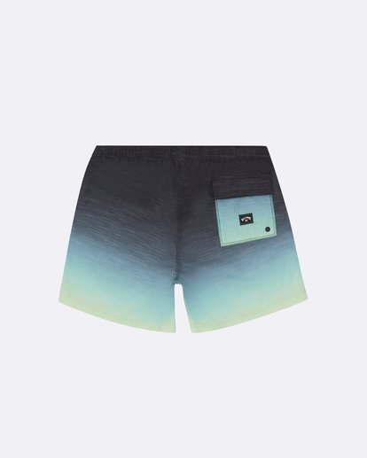 "11 All Day Faded Laybacks 16"" - Board Shorts for Men Yellow S1LB09BIP0 Billabong"