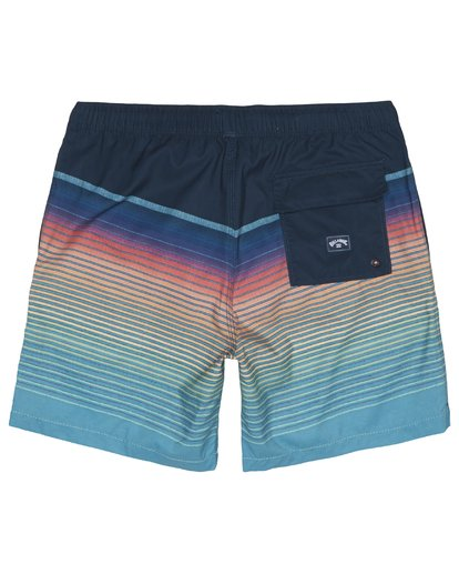 3 ALL DAY STRIPE LB Blue S1LB10BIP0 Billabong