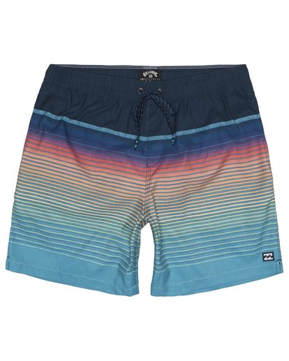 2 ALL DAY STRIPE LB Blue S1LB10BIP0 Billabong