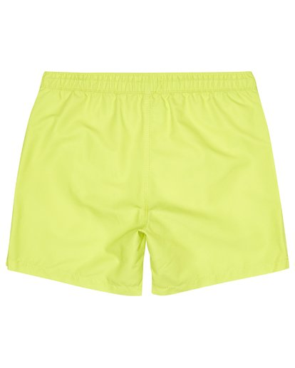 """3 All Day Laybacks 16"""" - Board Shorts for Men Yellow S1LB12BIP0 Billabong"""