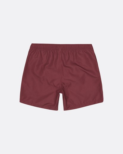 "1 All Day Laybacks 16"" - Board Shorts for Men Red S1LB12BIP0 Billabong"