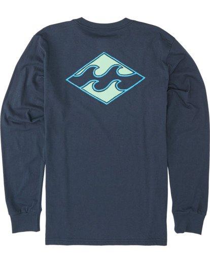 3 Warchild - Long Sleeve T-Shirt for Men Blue S1LS11BIP0 Billabong