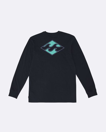 1 Warchild - Long Sleeve T-Shirt for Men Blue S1LS11BIP0 Billabong