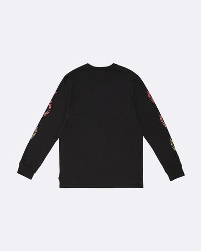 1 Arch - Camiseta de manga larga para Hombre Negro S1LS14BIP0 Billabong