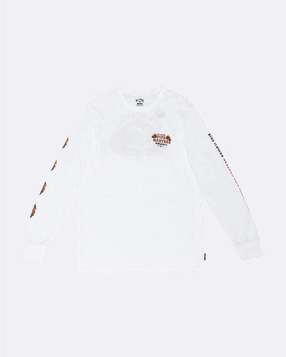 0 Pipe '19 - Long Sleeve T-Shirt for Men White S1LS23BIP0 Billabong