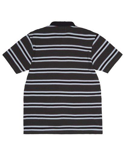 3 Die Cut Polo - Polo para Hombre Negro S1PP10BIP0 Billabong