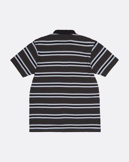 1 Die Cut Polo - Polo para Hombre Negro S1PP10BIP0 Billabong