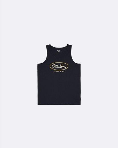 0 State Beach - T-Shirt für Herren Blau S1SG01BIP0 Billabong
