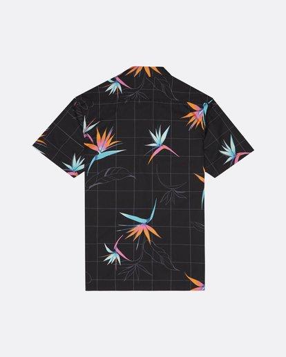 4 Sundays Floral - Kurzärmeliges Hemd für Herren  S1SH05BIP0 Billabong