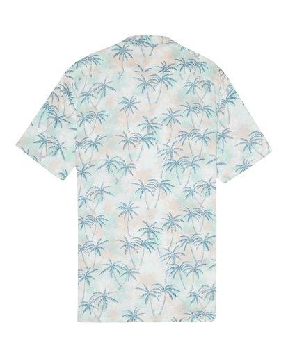 3 Vacay - Kurzärmliges Hemd für Männer Mehrfarbig S1SH14BIP0 Billabong