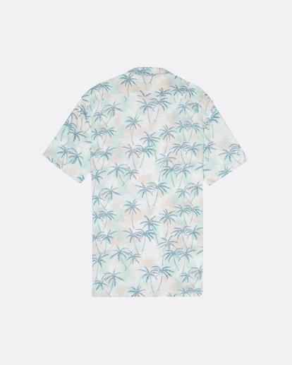 1 Vacay - Kurzärmliges Hemd für Männer Mehrfarbig S1SH14BIP0 Billabong
