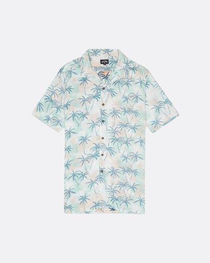 0 Vacay - Kurzärmliges Hemd für Männer Mehrfarbig S1SH14BIP0 Billabong