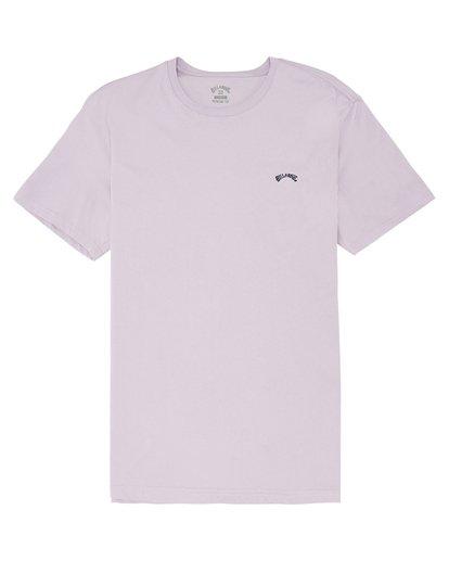 2 Arch Washed - T-Shirt für Herren Violett S1SS02BIP0 Billabong