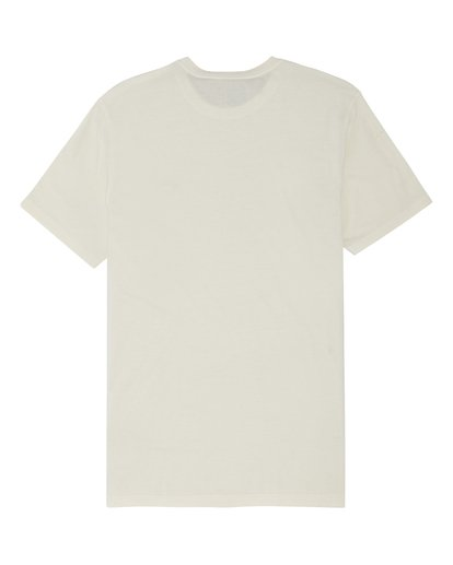 3 Arch Washed - T-Shirt for Men White S1SS02BIP0 Billabong