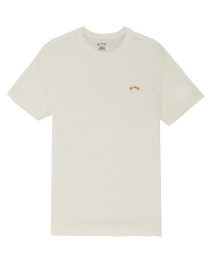 2 Arch Washed - T-Shirt for Men White S1SS02BIP0 Billabong