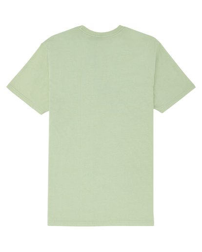 3 Arch Washed - Camiseta para Hombre Verde S1SS02BIP0 Billabong