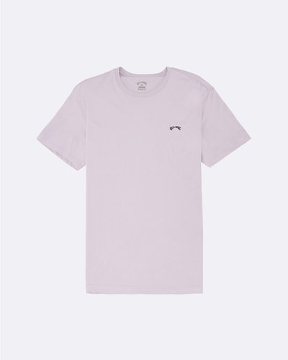 0 Arch Washed - T-Shirt für Herren Violett S1SS02BIP0 Billabong