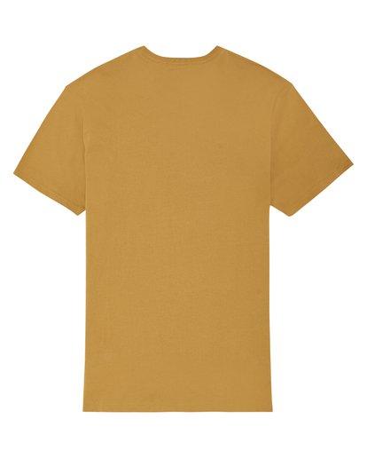 3 State Beach - Camiseta para Hombre Plateado S1SS03BIP0 Billabong