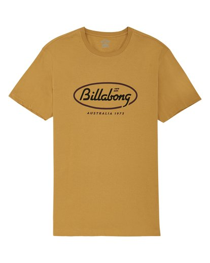 2 State Beach - Camiseta para Hombre Plateado S1SS03BIP0 Billabong