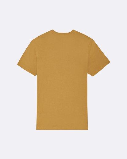 1 State Beach - Camiseta para Hombre Plateado S1SS03BIP0 Billabong