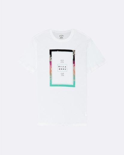 0 Tucked - Camiseta para Hombre Blanco S1SS11BIP0 Billabong