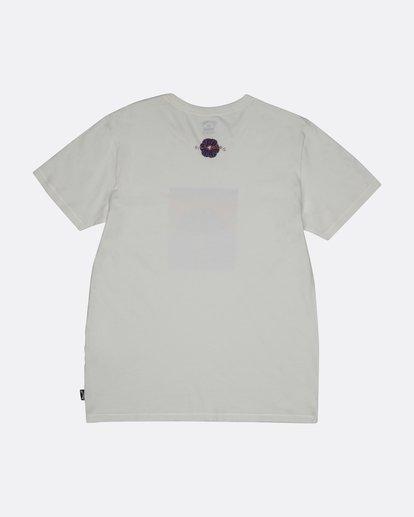 1 Sunset Tripper - Camiseta para Hombre Blanco S1SS17BIP0 Billabong