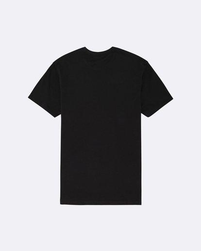 1 Triple Arch - T-Shirt für Herren Schwarz S1SS21BIP0 Billabong