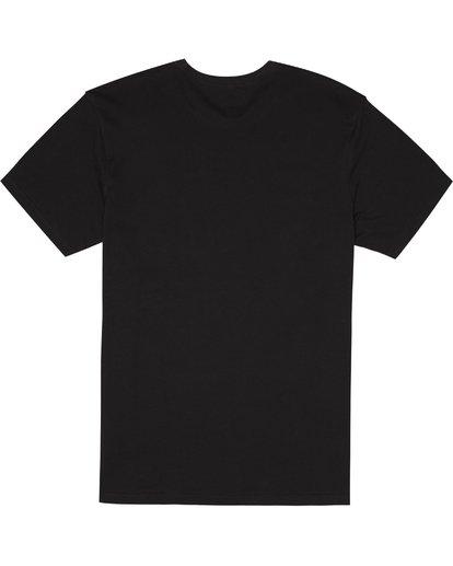 3 Inverse - T-Shirt für Herren Schwarz S1SS28BIP0 Billabong