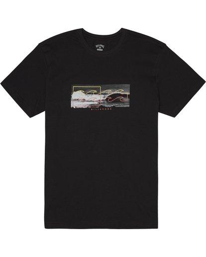 2 Inverse - T-Shirt für Herren Schwarz S1SS28BIP0 Billabong