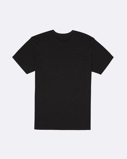1 Inverse - T-Shirt für Herren Schwarz S1SS28BIP0 Billabong
