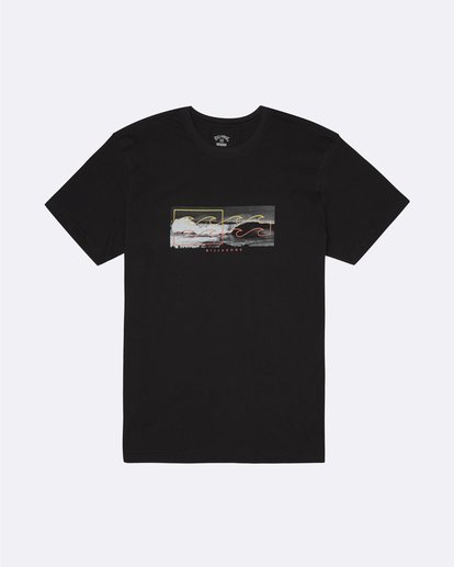 0 Inverse - T-Shirt für Herren Schwarz S1SS28BIP0 Billabong