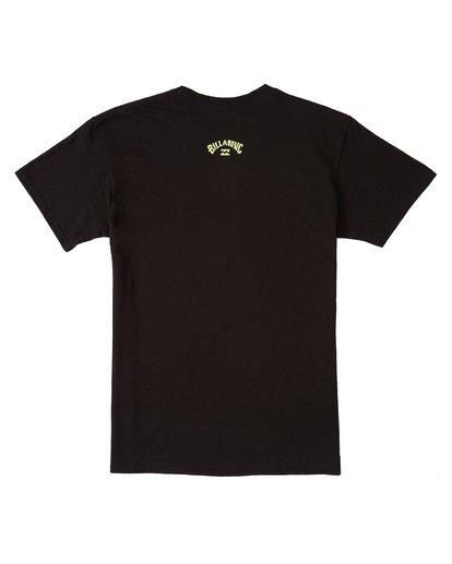 1 Italo World Title - T-Shirt für Männer Schwarz S1SS2FBIMU Billabong