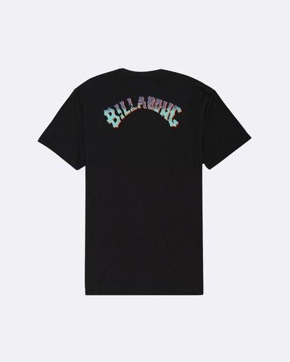 1 Bunker - T-Shirt pour Homme Noir S1SS33BIP0 Billabong