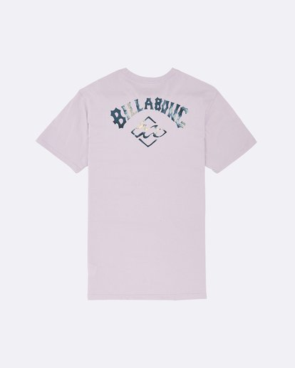 1 Bunker - Camiseta para Hombre Violeta S1SS33BIP0 Billabong