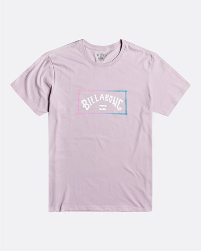 1 Arch - T-Shirt für Herren Violett S1SS38BIP0 Billabong