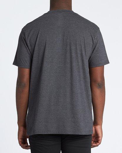 2 Arch - T-Shirt for Men Black S1SS38BIP0 Billabong