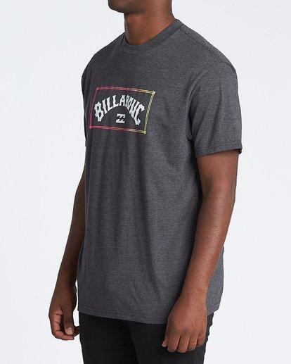 1 Arch - T-Shirt for Men Black S1SS38BIP0 Billabong