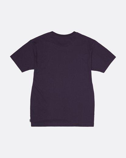1 Raygun - T-Shirt for Men Purple S1SS41BIP0 Billabong