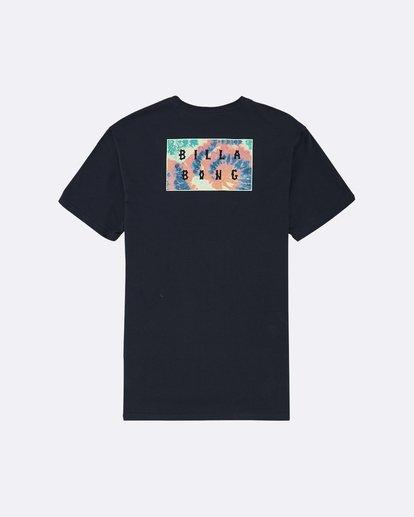 1 Die Cut - T-Shirt für Herren Blau S1SS42BIP0 Billabong