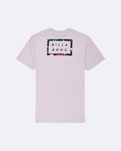 1 Die Cut - T-Shirt für Herren Violett S1SS42BIP0 Billabong