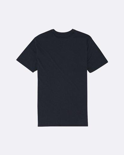 1 X-Cess - Camiseta para Hombre Azul S1SS44BIP0 Billabong